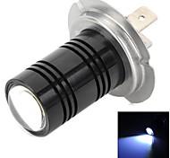 H7 3w 300LM 1-LED White Light Car Foglight (12V)