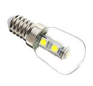 Lampadine a pannocchia 25 SMD 3014 T E14 1 W Decorativo 60-70 LM Luce fredda AC 220-240 V