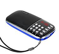 Soaiy S-30 Mini Portable Speaker Support TF/FM