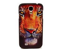 Serious Tigers Pattern Hard Case for Samsung Galaxy S4 I9500