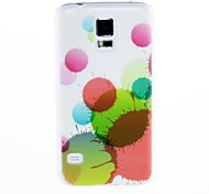 Kinston  Fruit Of The Ball Pattern Plastic Hard Case for Samsung S5 I9600