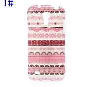 National Style Abstract Geometric Seamless Pattern TPU Soft Case for Samsung Galaxy S4 Mini I9190
