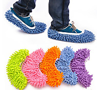 Creative Lazy People's Love Water Sucking/Mopping Slippers(Random Color)
