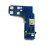 CMPICK Replacement Host Switch Main Board + Flat Cable for PS2 90000 Series