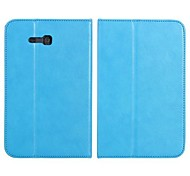 Modello Solido Colore Caso completo con per 7 pollici Tablet Samsung Tab 3 pro