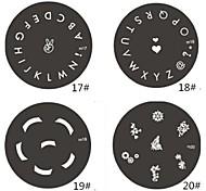 100pcs pointe blanche formats mixtes nail art guides conseils français guides conseils acryliques faux