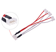 Battery Charger Wire 1 Trailer 3 Balance Charging Wire 3S Balance Port