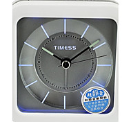 Timess™  European Fashion Style  SNOOZE Music Mute Alarm Clock
