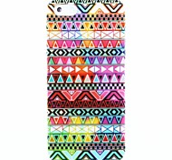 Image Stitching Pattern Hard Case Cover for iPhone 5/5S
