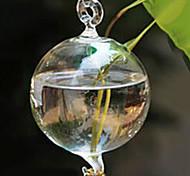"""5.1 """"H Creative Circle vaso de vidro"""
