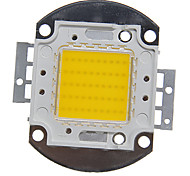 DIY 50W High Power 4000-5000LM Warm White Light Integrated LED Module (32-35V)