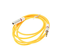 1.2M 4FT Auxiliary Aux Audio Cable 3.5mm Jack Male to Female Cord
