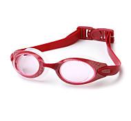 Women's Silicone Anti-Fog Swimming Goggles
