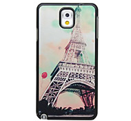 Tower Pattern Hard Case for Samsung Galaxy Note 3 N9000