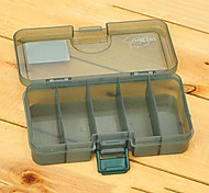 138*77*31MM Army Green Fishing Box Tackle Box