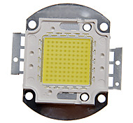 DIY High Power 100W 8000-9000LM Cool White Luz Módulo LED integrado (32-35V)