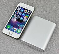 10400mAh hoher Kapazität externe Batterie für iphone6 / 6plus / 5s samsung S4 / 5 htc und andere mobile Geräte