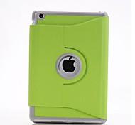 Rotation Kreuz-Linien-Muster Schutzhülle für iPad Mini 1/2