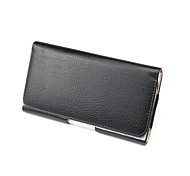 PU Leather Belt Clip Pouch Pockets Case for for Samsung Galaxy Grand DUOS I9082