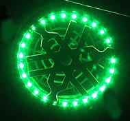 De alta calidad colorida cola LED Motocicleta luz 12V