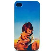 Hard Case Boy and Bear modello del fumetto per iPhone 4/4S