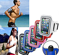 "Sports Arm-Band for iPhone 7 / iPhone 6 / iPhone 6s / iPhone 5 / iPhone 5S and Other Blew 4.7"" Cell Phone Suitable for Out Door Sports Running"