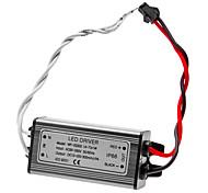 Resistencia al agua 4-7W LED de corriente constante fuente de alimentación del controlador (90-265V)