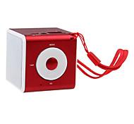 Mini Multi Speaker Pantalla LCD de funciones con la radio de FM Ayuda teledirigida y del Tiempo Calendario