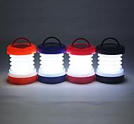 Max Power V8 PVC Dehnen Camping Licht mit 5 LED-Mini-Camp-Zelt-Licht-Lampen-Angeln Lampe