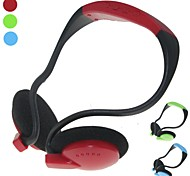 Radio de soutien D-219 Wireless Sport Mp3 Music Player Casque TF carte FM (couleurs assorties)