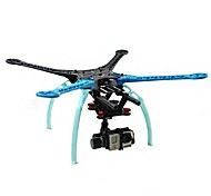 S500 500mm Fiberglass Upgrade F450 Quadcopter Frame Kit w/Landing Gear for FPV