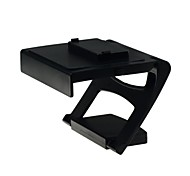 Plastique Kinect Sensor 2.0 TV clip Mount Holder pour Microsoft Xbox One - Noir