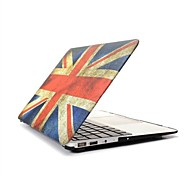 "Angibabe Retro Uk Flag Rubberized Full Protective Hard Cover for 13.3""  inch Macbook Retina"