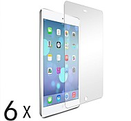 [6-Pack] Premium High Definition Clear Screen Protectors for iPad air