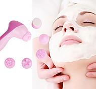 6 in 1 vibrazione massaggiatore facciale