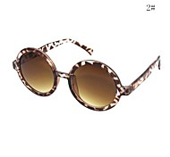 Fashion Round Frame Sunglasses (Assorted Color)