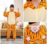 Cute Tiger Kids Kigurumi Pajamas Sleepwear