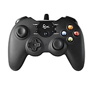 Betop Wired Dual Shock Controller Compatible con PS3/PC