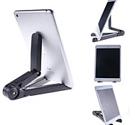 le support réglable pour ipad air 2 Mini iPad 3 Mini iPad 2 iPad iPad mini iPad 4/3/2/1 air (noir)
