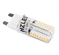 2W G9 LED-maïslampen T 58 SMD 3014 440 lm Warm wit AC 220-240 V