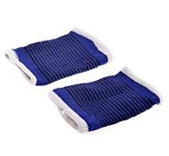 Elastic Shin Suporte Esporte Wrist apoio para o punho da luva de pulso Protector (2PCS)