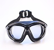 Hot Explosion  Frame Anti Fog Frame Adult Comfortable Black Swimming Glasses