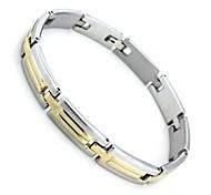 Edelstahl, Wickelarmbänder, Herrenschmuck Modekette Marke Armband Steel Band