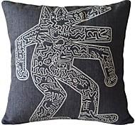 Известные картины Работает двадцать два декоративным покрытием Подушка