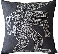 Pinturas famosas obras Veintidós almohada cubierta decorativa
