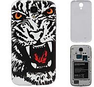 Tiger dura de la PC de la batería Contraportada Vivienda para Samsung Galaxy S4