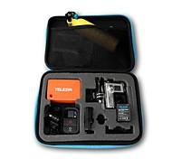 TELESIN Water Resistant Storage Case for Gopro Hero camera