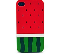 Watermelon Pattern Hard Case for iPhone 4/4S