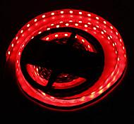 Los 5M 72W 300x5050SMD luz roja de la lámpara LED Strip (12V DC)