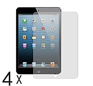 Premium Clear Screen Protector for iPad mini 3 iPad mini 2 iPad mini (4 pcs)